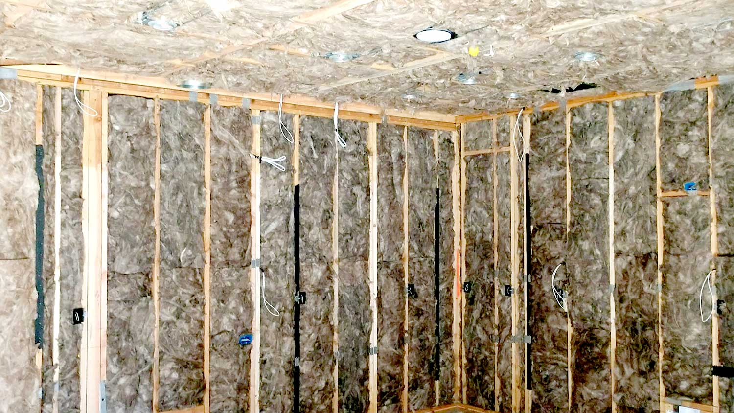 Insulation Solutions - Grass Valley - Sacramento - BIBS insulation 2