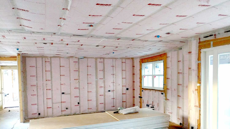 Insulation Solutions - Grass Valley - Sacramento - BIBS insulation