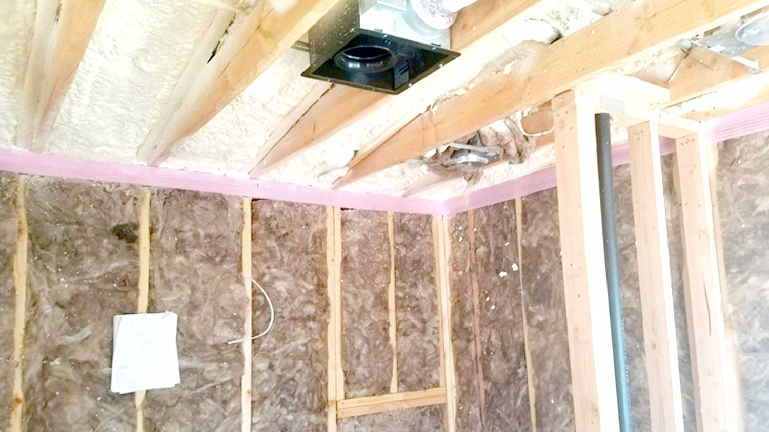 Insulation Solutions - Grass Valley - Sacramento - Spray Foam Insulation 1