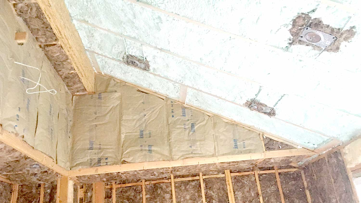 Insulation Solutions - Grass Valley - Sacramento - Spray Foam Insulation & BIBs